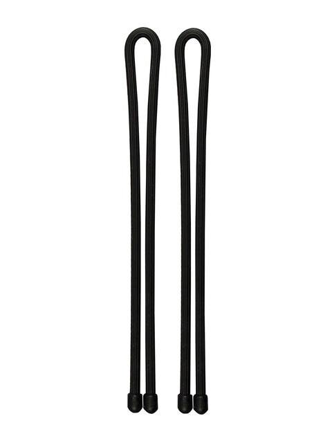 Nite Ize Gear Tie spanriem 305 cm 2-delige set zwart